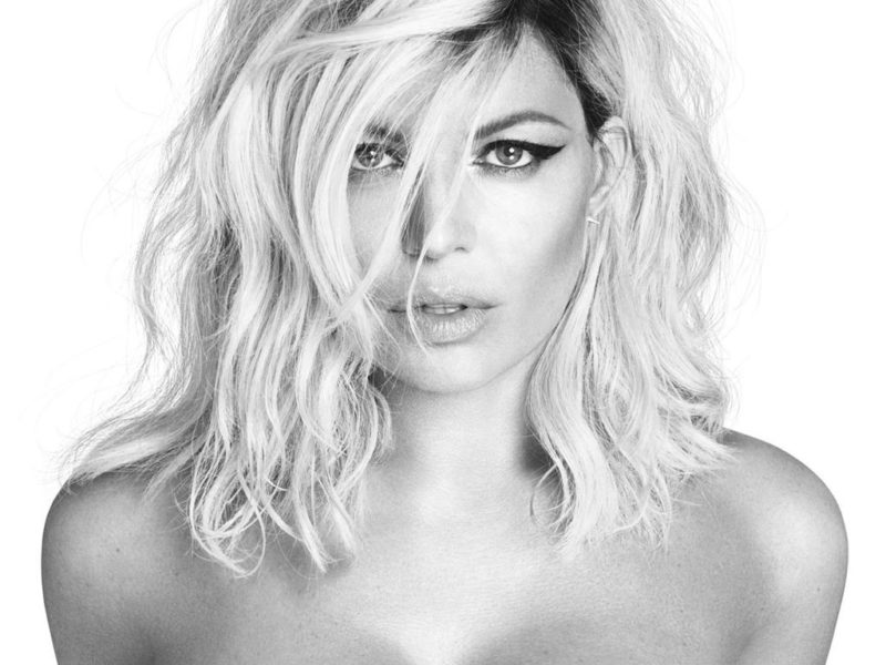 Fergie-Topless