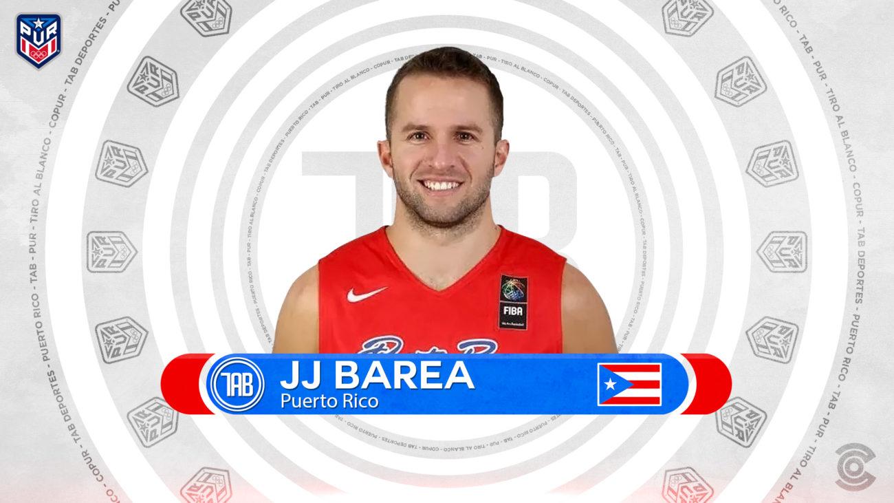José Juan Barea Encabeza Selección Puerto Rico Para El Centrobasket